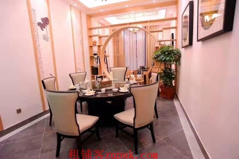 郑东新区700平餐厅旺铺转让