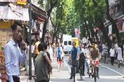 体育西路,正街1楼人超多,餐馆可做各种饭食,可明火,生意好做