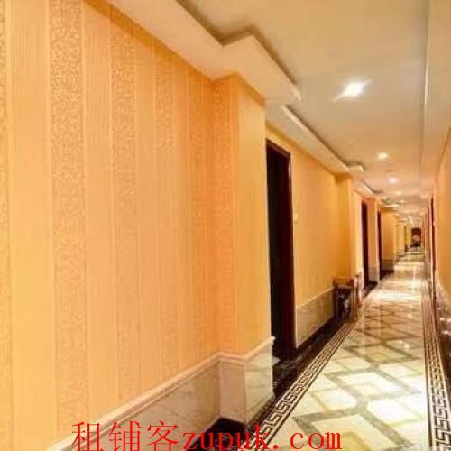 光谷公交总站旁780平米商务酒店转让