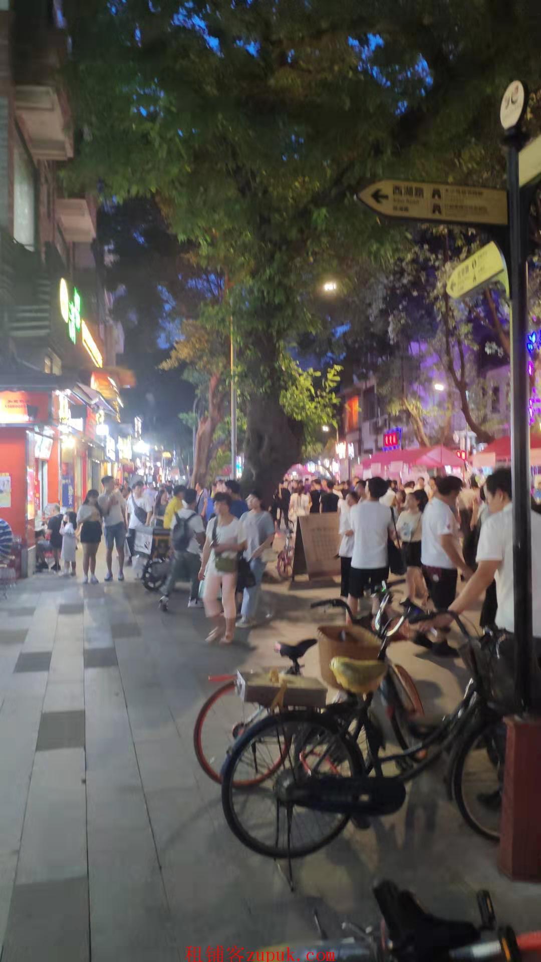 (出租) 萝岗奥园广场 香雪地铁旁 内街头铺 可明火