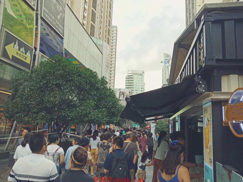 (出租) 天河兴华路一楼旺铺,靠地铁口,适合小吃饮品,客流大