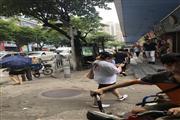 出租) 滨安路江虹国际独立店旺铺招租 适合餐饮小吃房东直租