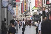 越秀区西门口,小吃店门口人超多,生意好做租金低