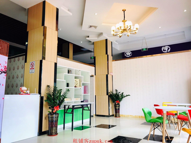 (旺铺出租或分租)广州番禺区奥园广场难得的教育培训类商铺