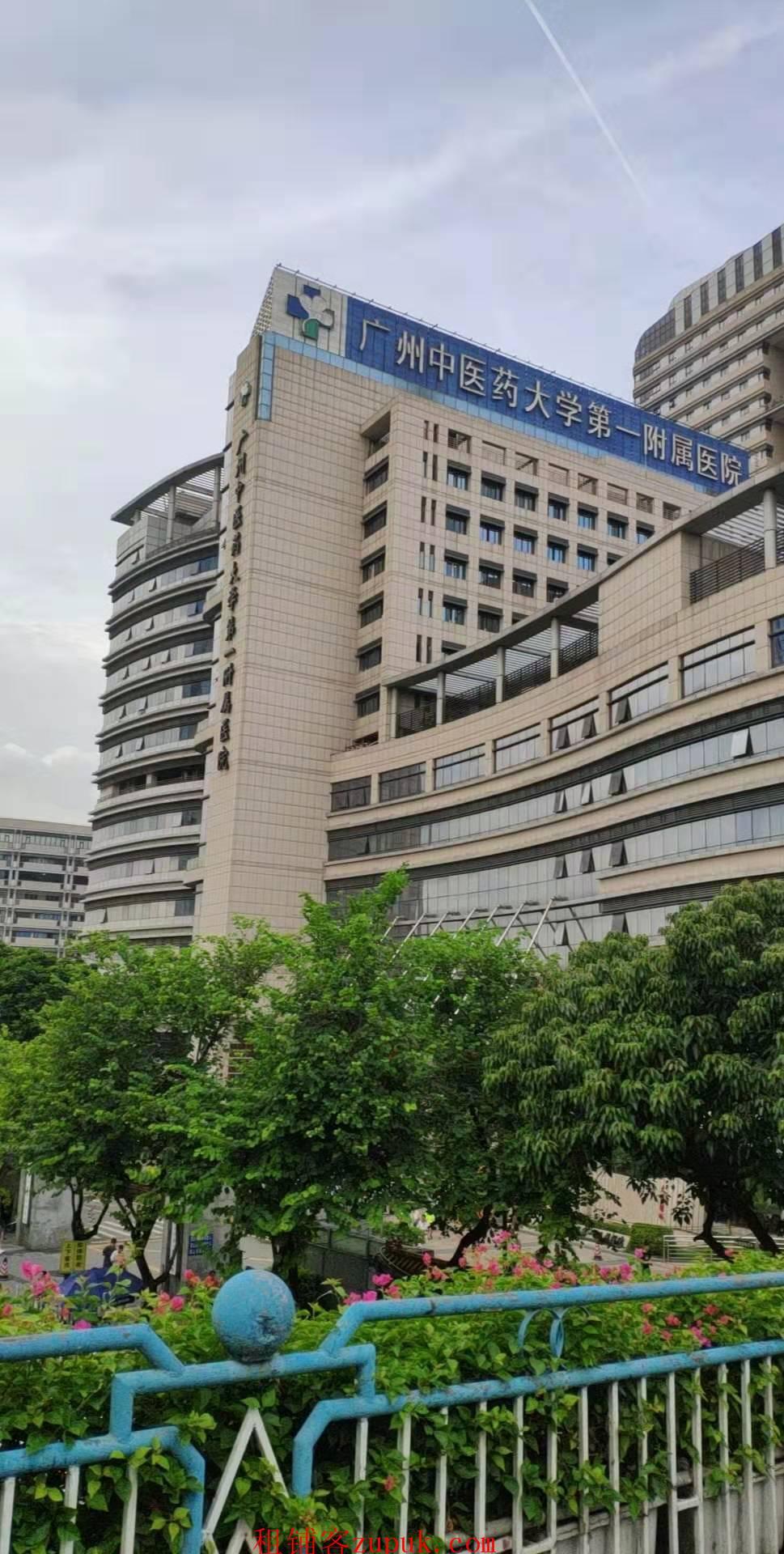 三元里广州医科大学对面,餐饮小吃门面,全天人流拥挤