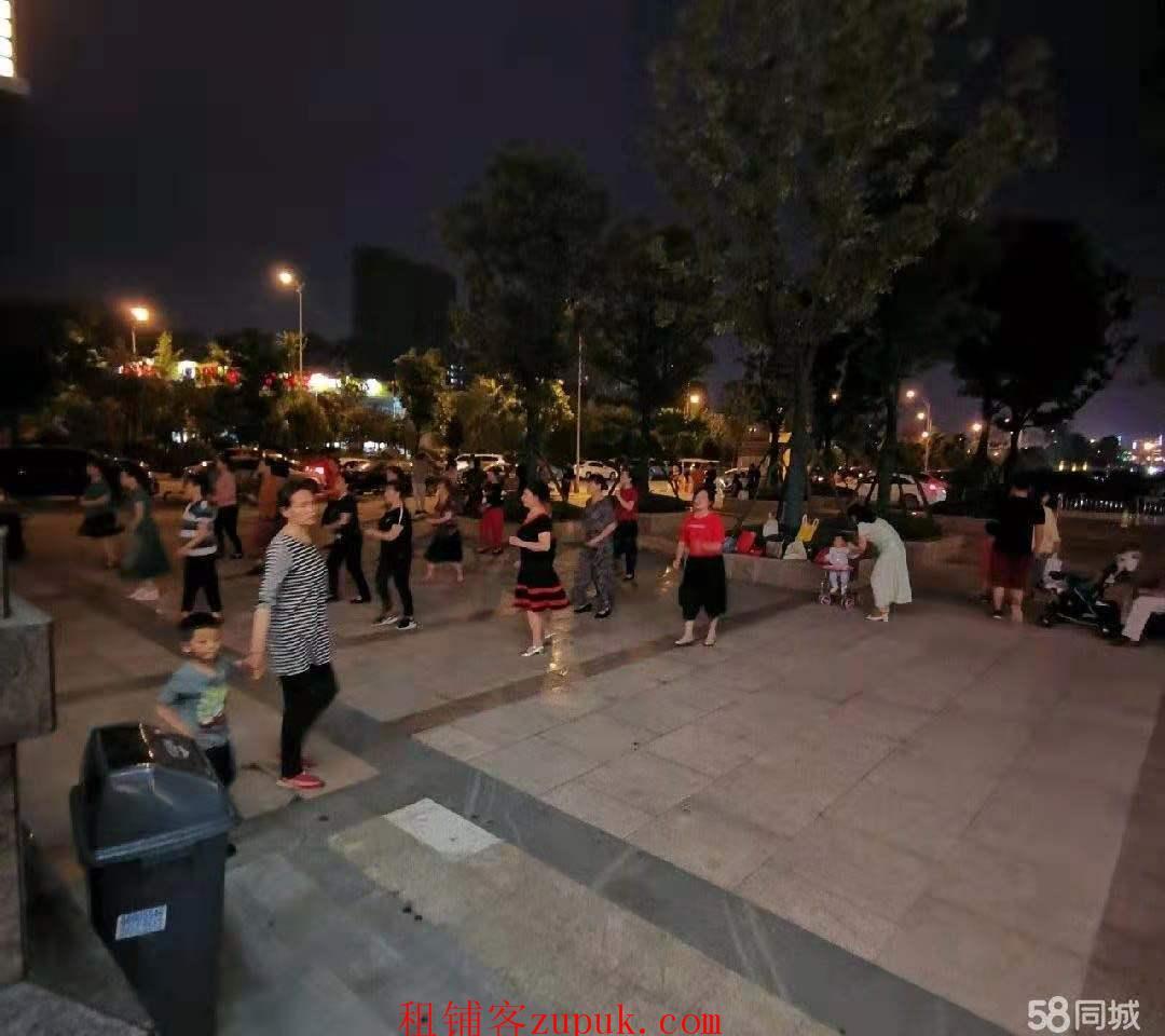 中海国际大小区正门口转角临街商铺优价急转
