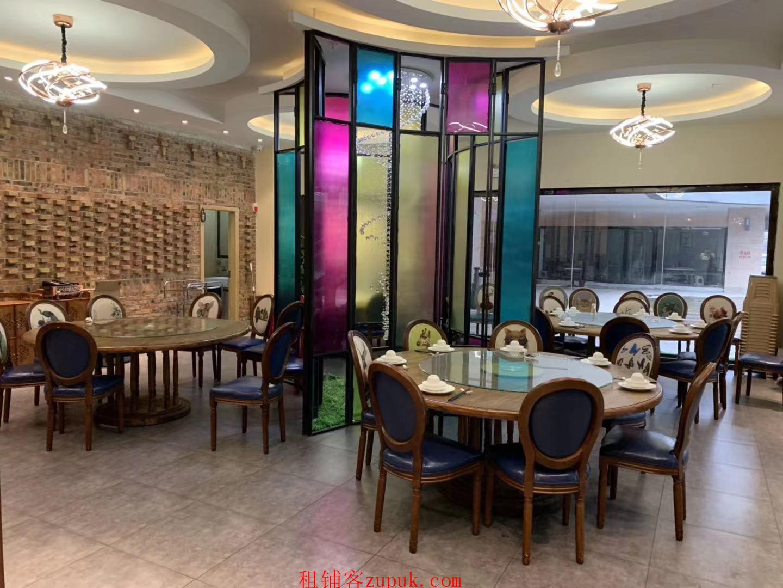 黔灵山路高新区德福中心精装餐馆低价转让