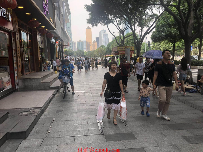 体育东横街餐饮旺铺,可明火,客流超大,商圈成熟!
