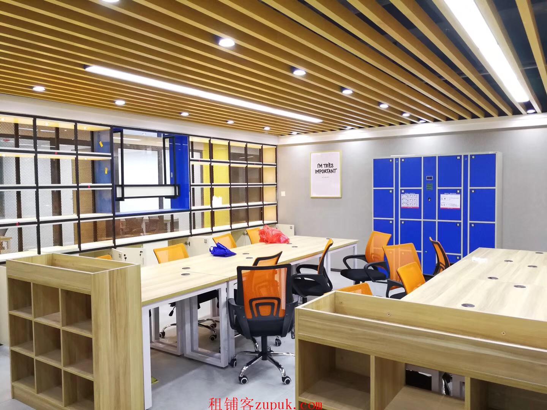 新天地 创富港(新天地中心) 独立办公室 精装修