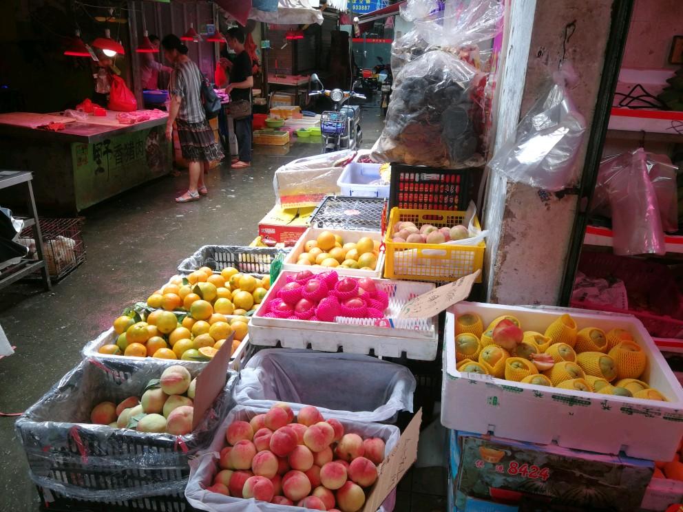 水果店低价急转