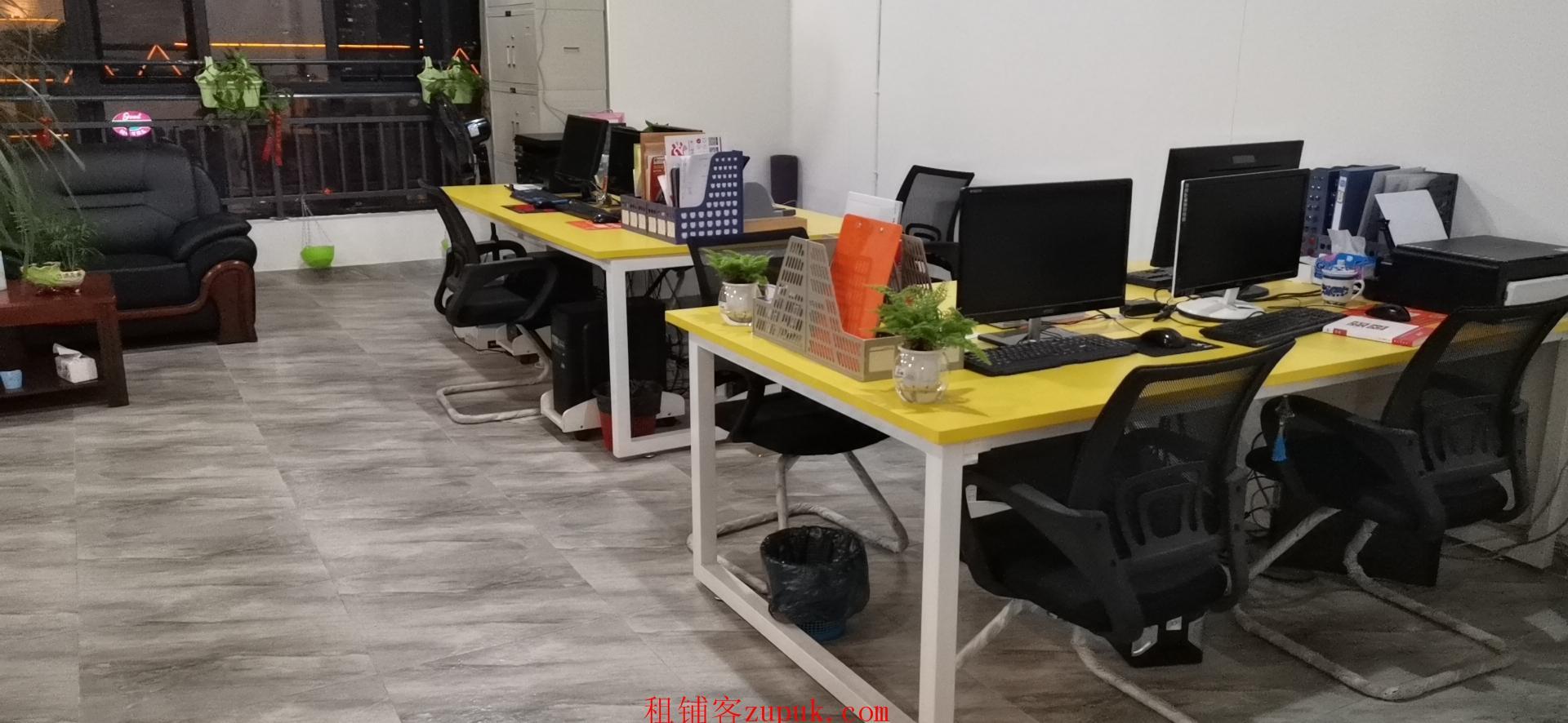 青山湖南京东路医药谷拎包办公