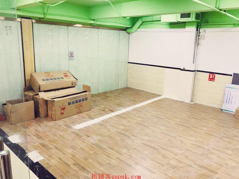 (旺铺出租或分租)广州奥园广场临街商铺(可办教育资质)