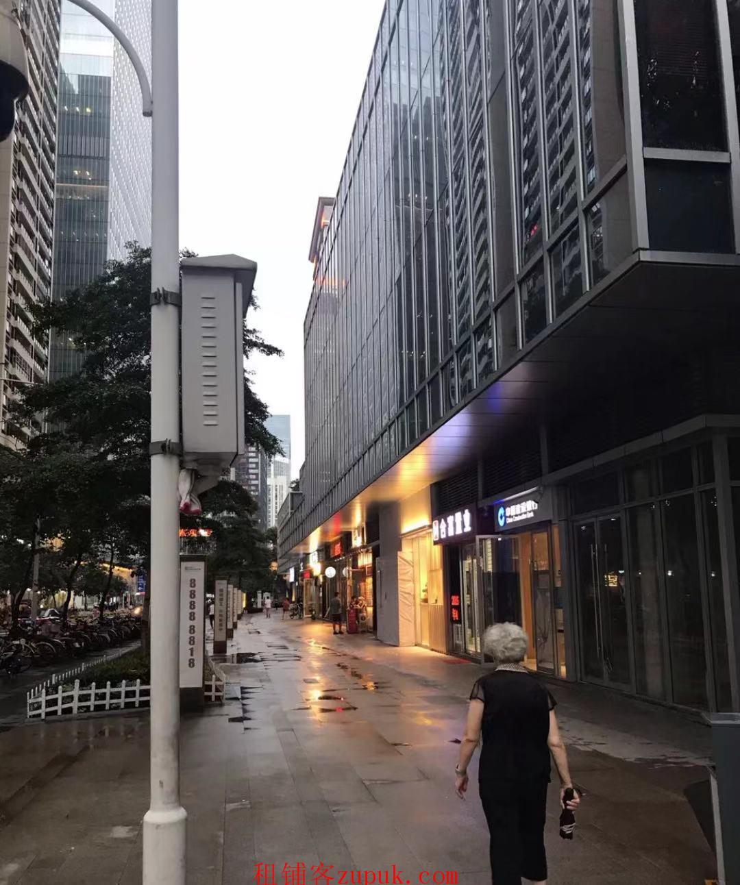 天河区车陂地铁站商场配套美食城档口商铺出租执照齐全业态不限