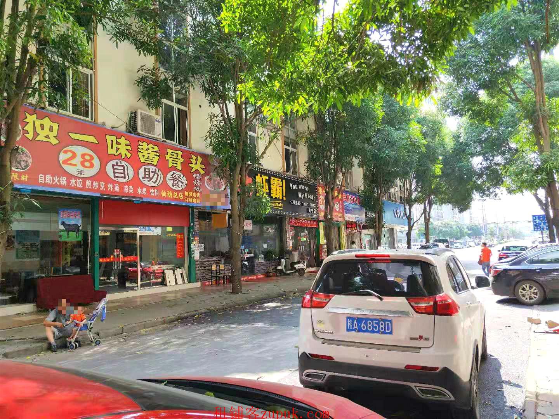 仙葫通泰路95平临街铺面低价转让