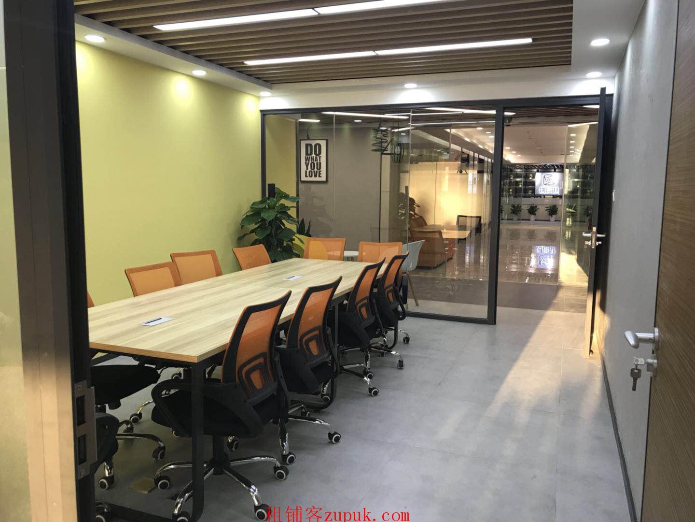 创富港全国连锁杭州11处商务中心办公室卡位出租