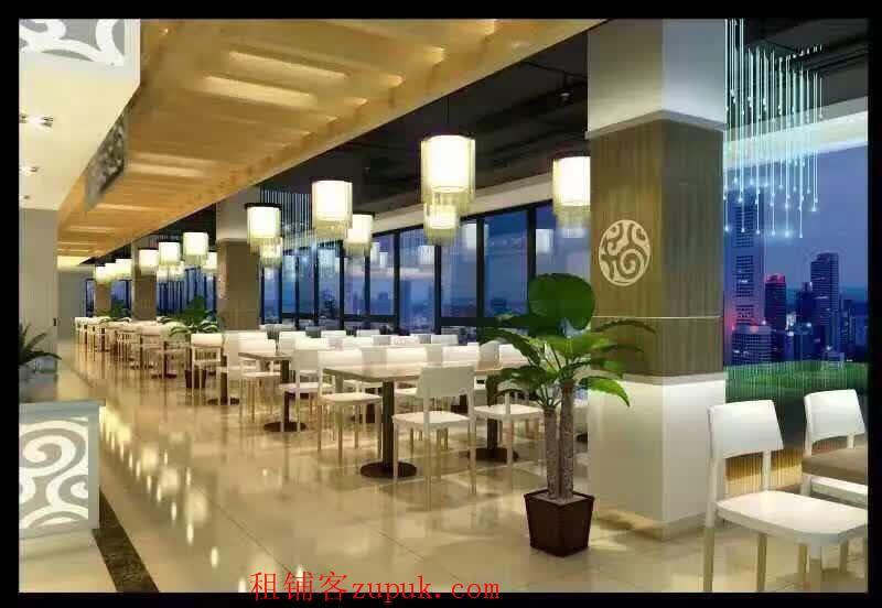 天河天德广场,新规划美食广场招租,适合奶茶快餐粉面套餐饭