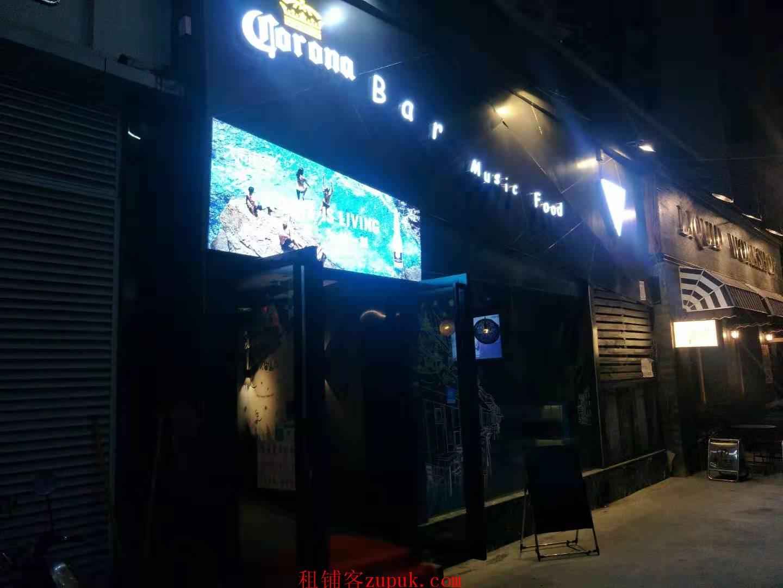 喷水池市中心繁华商圈盈利酒吧低价急转