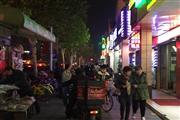 东圃 纯沿街大餐饮旺铺 可明火 人流量非常大