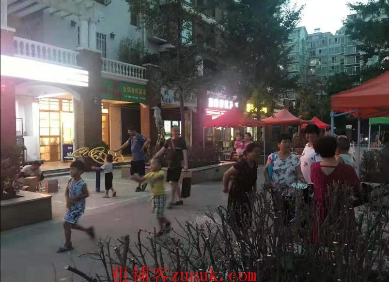 凤城二路主干道低价出租,可明火餐饮