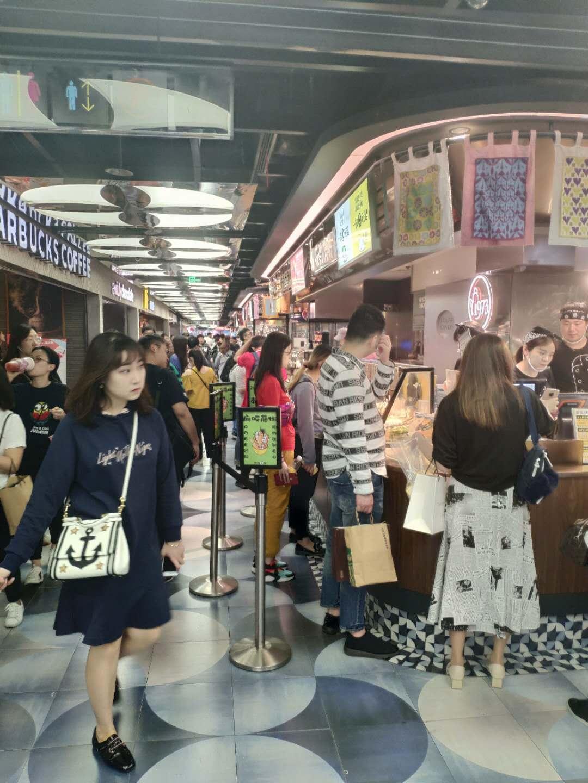 龙湖天街餐饮招租 适合各种业态 南机场北火车中地铁