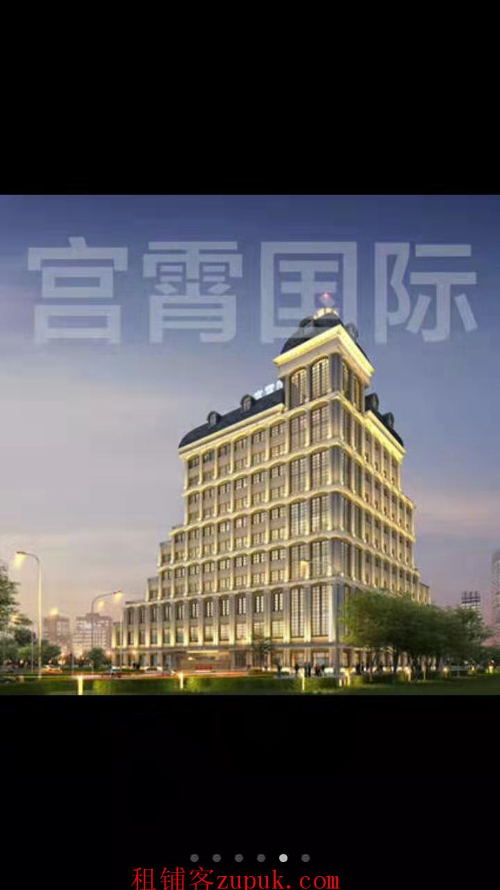 宫宵国际大厦东大桥办公楼招商