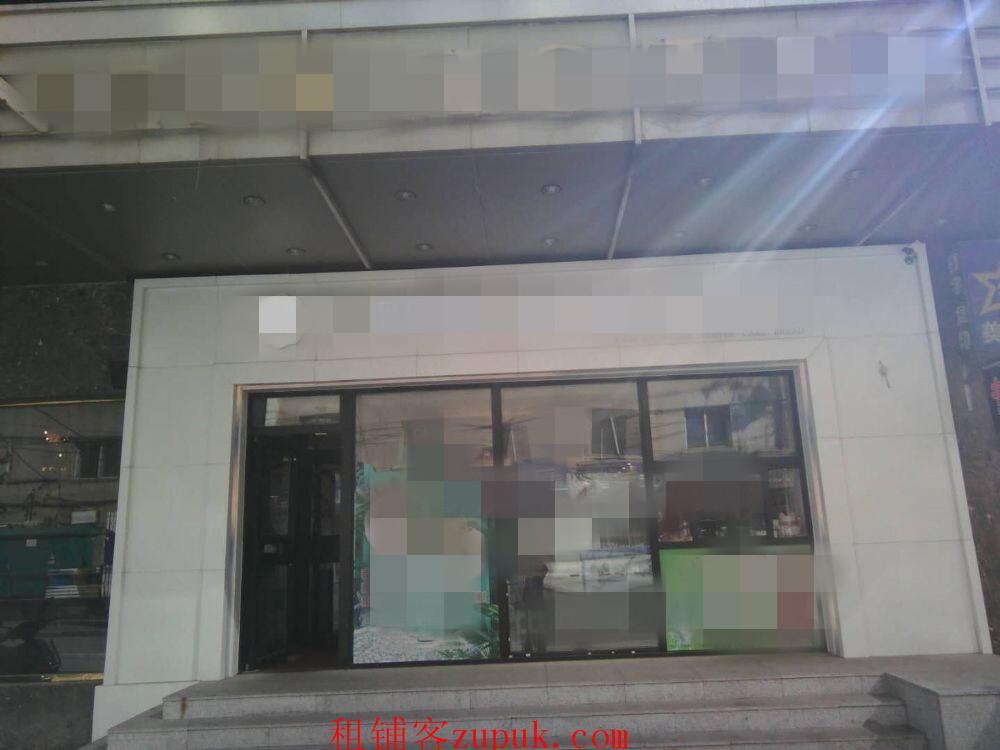 [中街步行街旁]240平纯一层直租