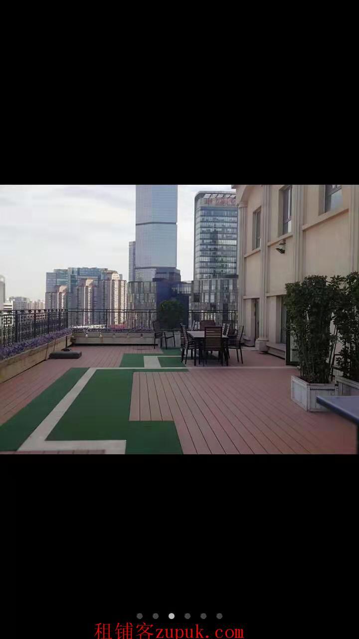 宫宵国际中心5A写字楼整层出租