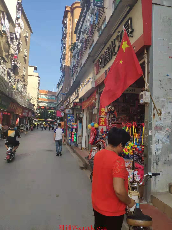 沙涌北牌坊出入口人流大,靠菜市场可轻餐饮早餐奶茶小吃熟食等