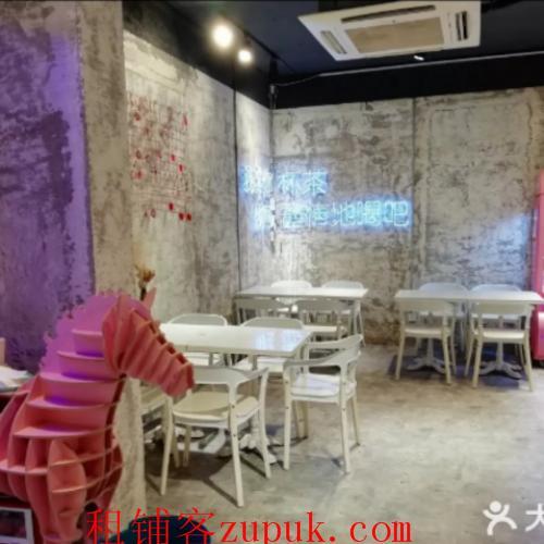 广州知名网红打卡餐饮店急租