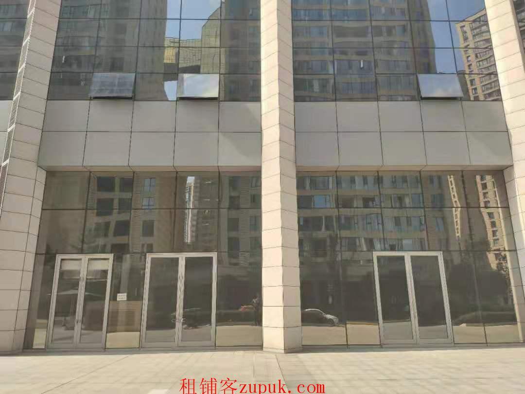 金融城 写字楼和五星级酒店下高端小区旁 地铁口 51到5700平各种面积 全业态现铺  可餐饮