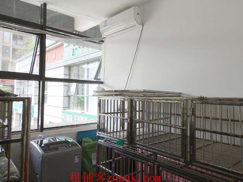 小河兴隆城市花园宠物店门面生意转让