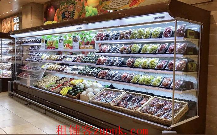 华南广场精品水果店转让,可做其他项目