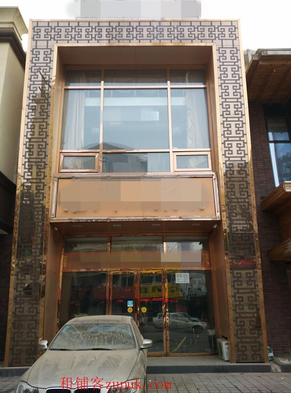 [建筑大学]120平一层,人流大,重点学校,大型住宅区,商圈
