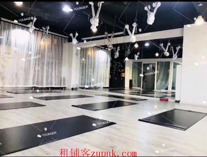 云岩区中华北路美容瑜伽馆 2万低价急转
