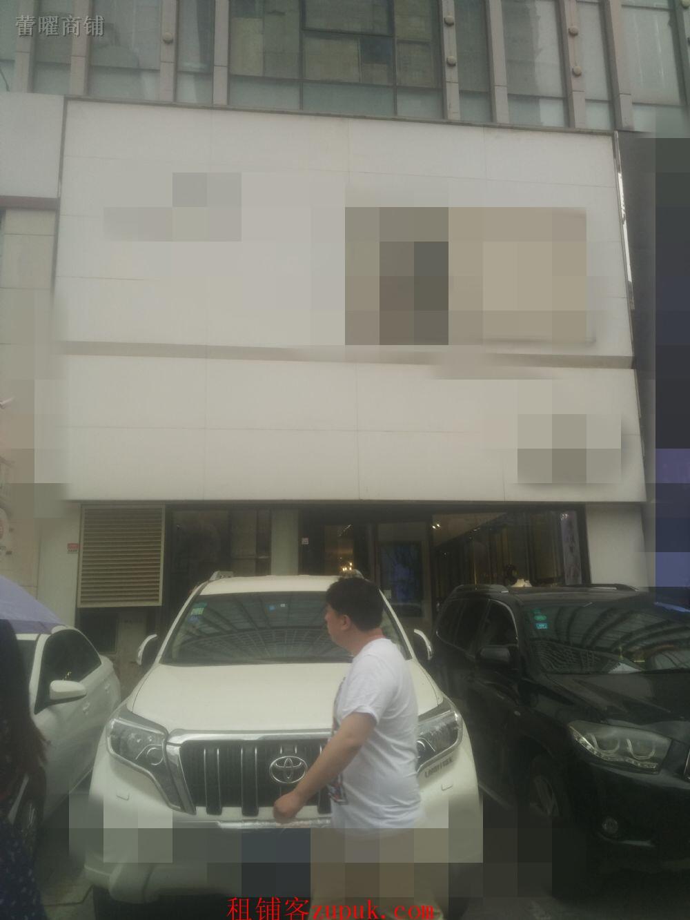 [长青沃尔玛]450平直租大门脸品牌餐饮聚集地人流密集