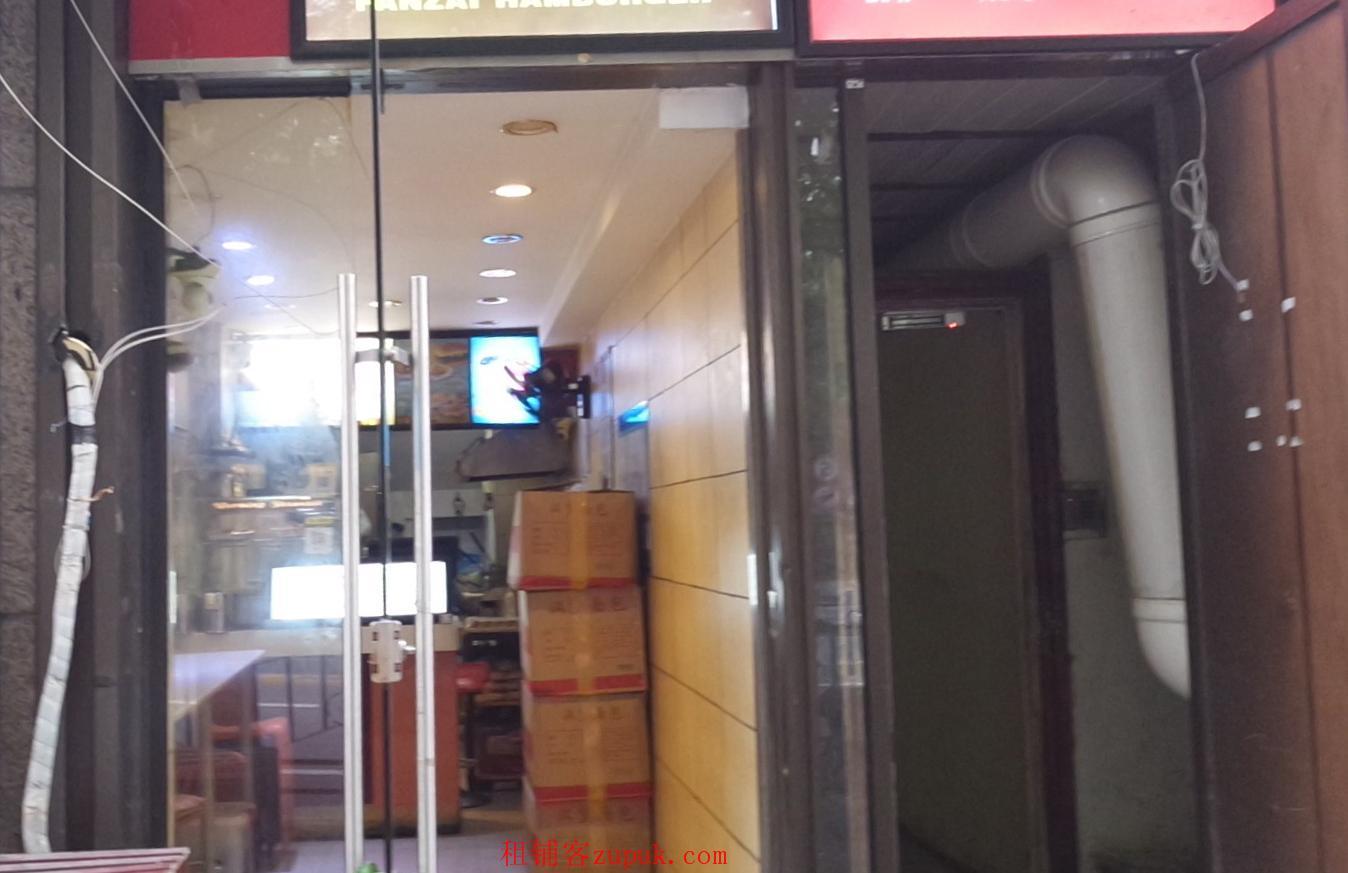 上海火车站重餐饮执照饭店生意转让出租临街独立门面