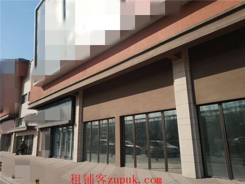 [渤海路]200平高举架门市直租无兑费