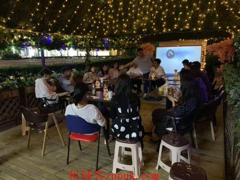 SDS个人 时代天街 餐厅烧烤江湖菜茶饮台球 急转(可联营)