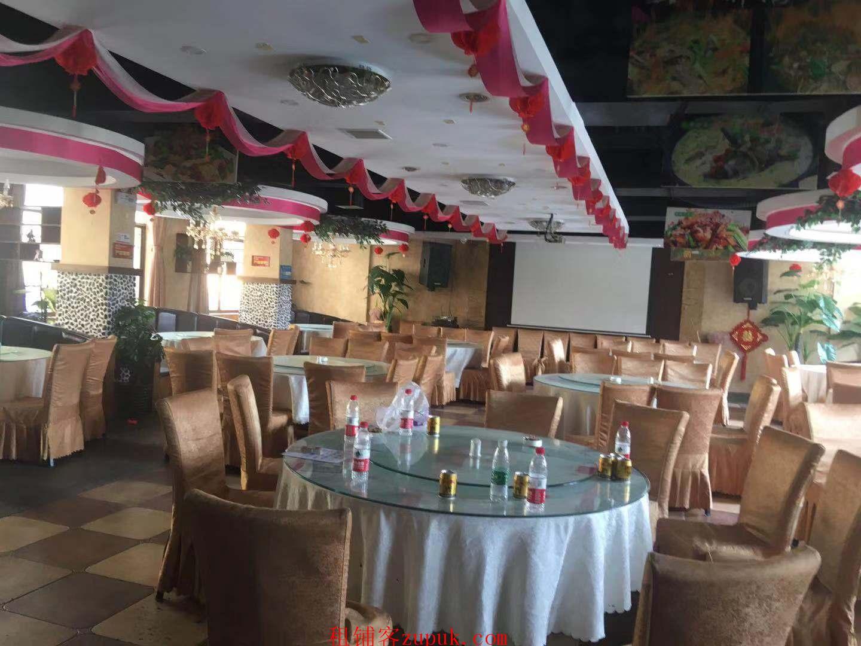 优质餐馆转让!装修精美,有艺术性,也可作茶楼!