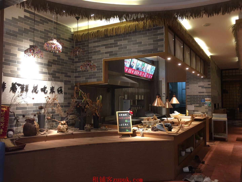 低于市场价业主直租!东方广场餐饮铺位8000/月