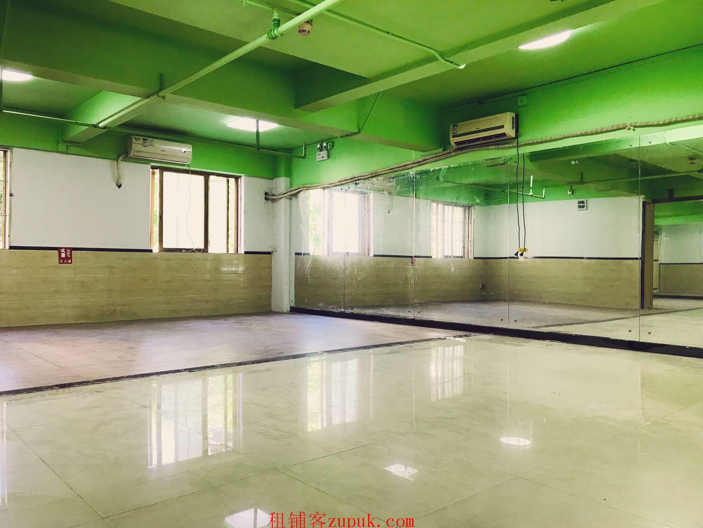 (旺铺出租或分租)广州番禺区一线临街教育培训类商铺出租