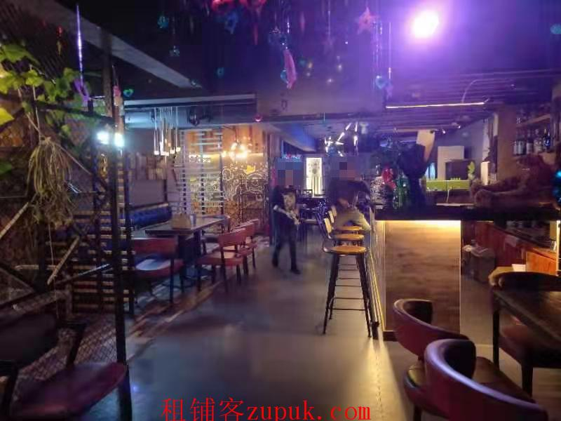 花果园中央商务区盈利酒吧低价转让