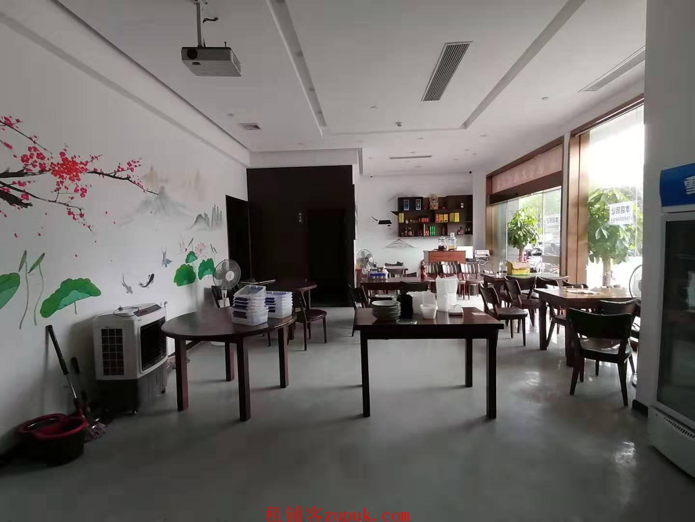 钱江世纪城 地铁口附近 255方餐饮店铺