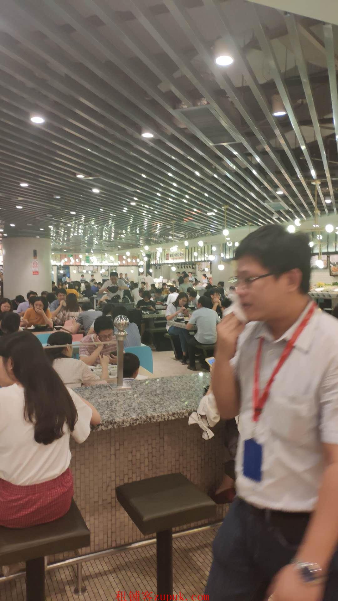 珠江新城旺铺招租,地铁联通人流旺,周边办公数十万人