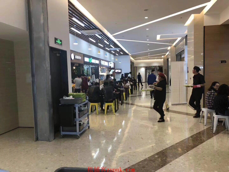浦东陆家嘴沿街一楼独立店出租无进场费转让费业态不限