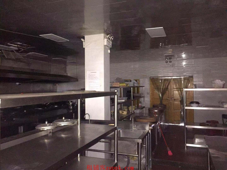 网红复古餐厅转租