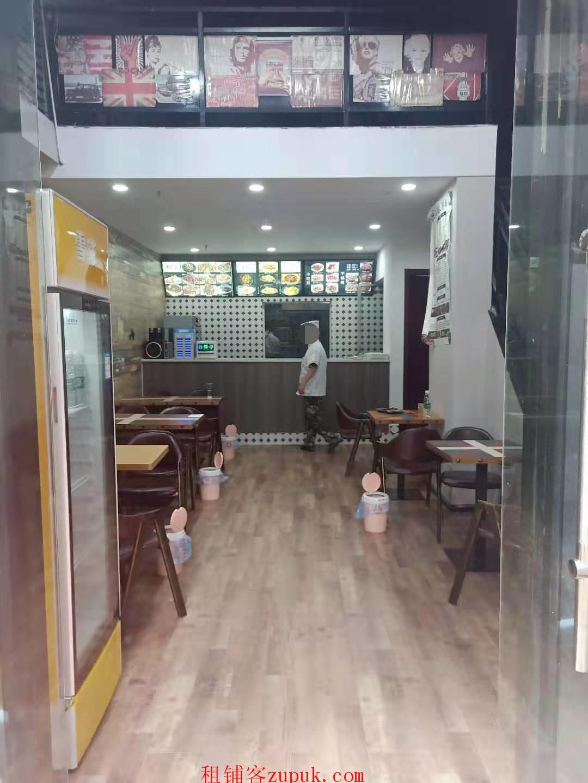 花果园C区盈利五年老店急转