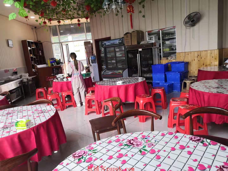 观山湖麒龙商务港餐饮店盈利转让
