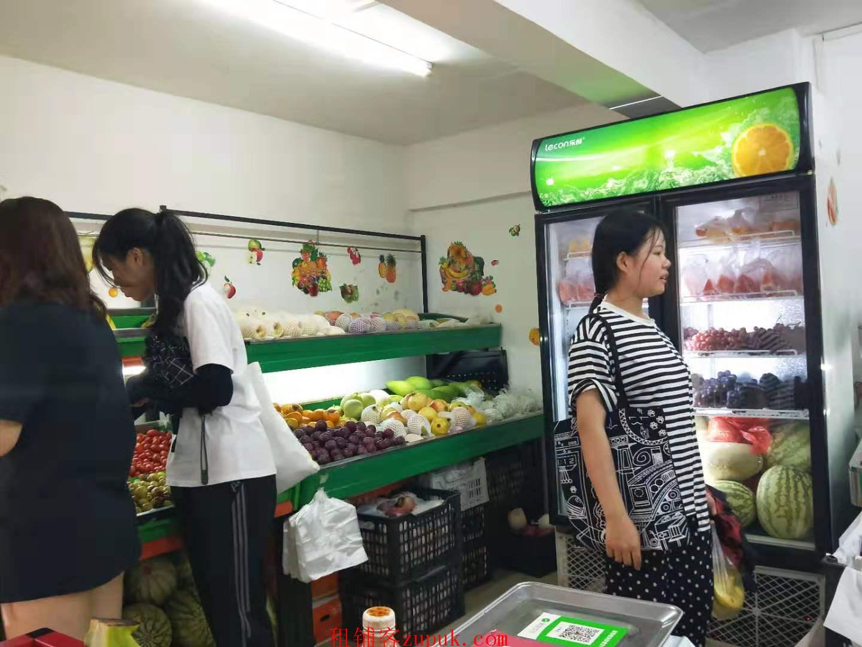 低价转让盈利中水果店