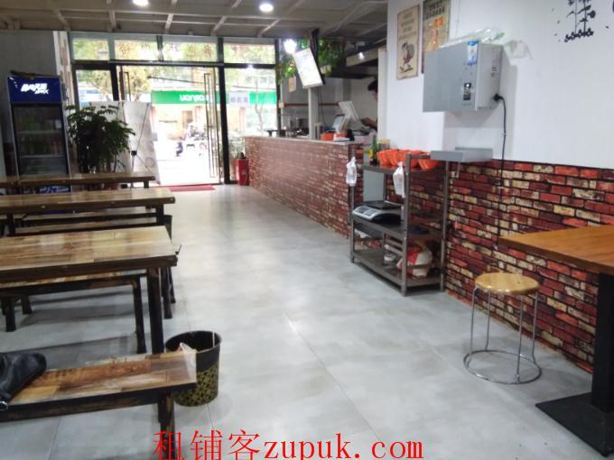 青山区吉林街160平米中餐馆转让